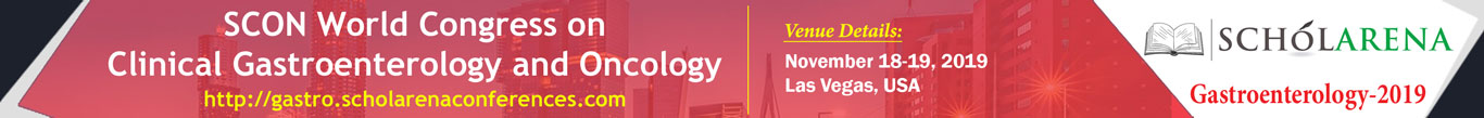 SCON World Congress on Clinical Gastroenterology and Oncology